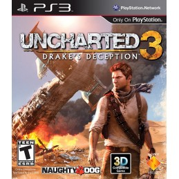 UNCHARTED 3 DRAKES...