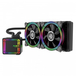 WATER COOLER H240 BLACK...